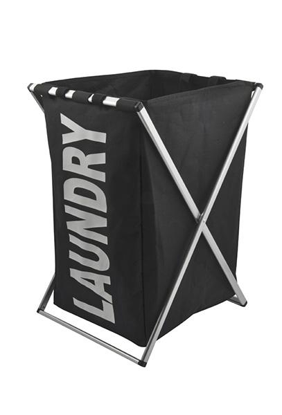 w schekorb w schesammler sortierer sack box mit st nder laundry bag melle. Black Bedroom Furniture Sets. Home Design Ideas